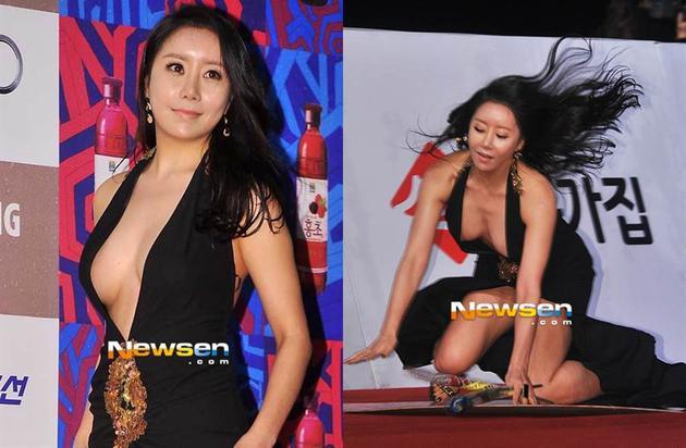 韩女星承认因家暴男友被判刑 自曝与他牛郎店认识