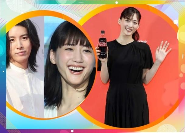 绫濑遥被记者追问鲁敏宇恋情