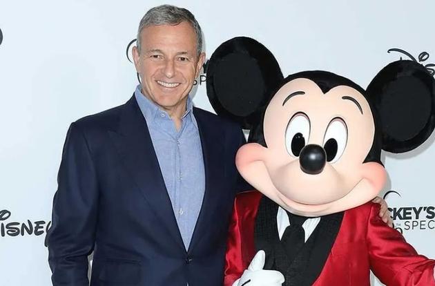 迪士尼前CEO伊格尔