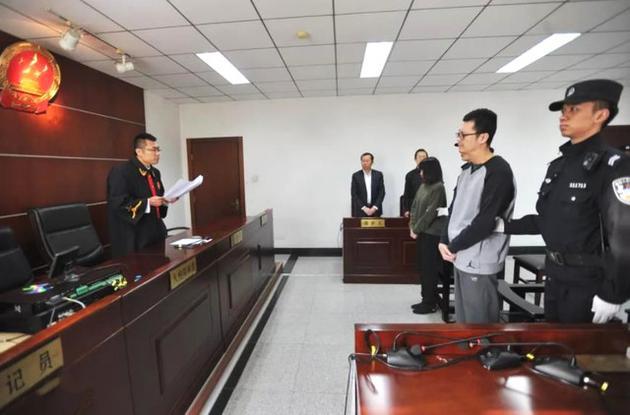 2018年10月18日上午,宋喆职务侵占案在北京朝阳法院一审宣判