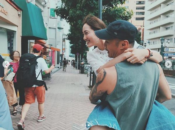 王棠云与余文乐结婚2年多了