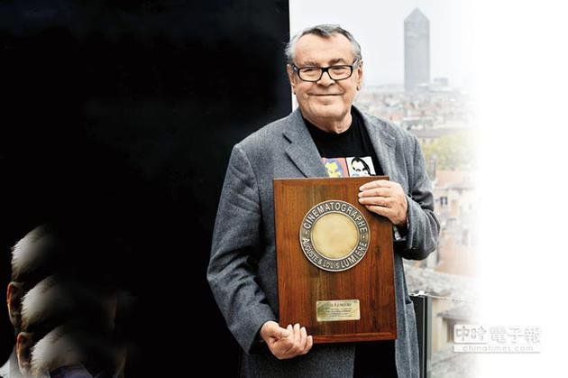 米洛斯·福尔曼一生获奖无数。