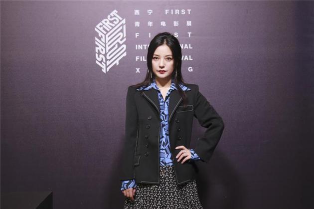 赵薇担任今年FIRST青年电影展大使