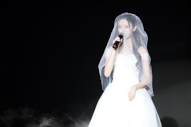 SNH48总决选预热表演秀孙珍妮