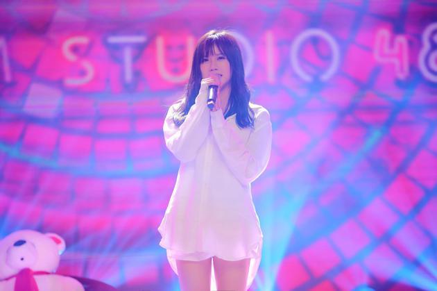 SNH48总决选预热表演秀精彩表演