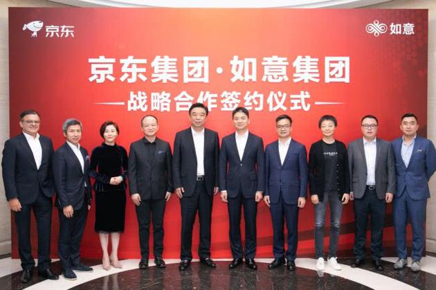 刘强东回国恢复工作