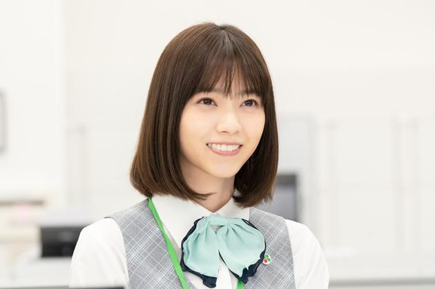 西野七瀨出演日劇《銀行佳人》