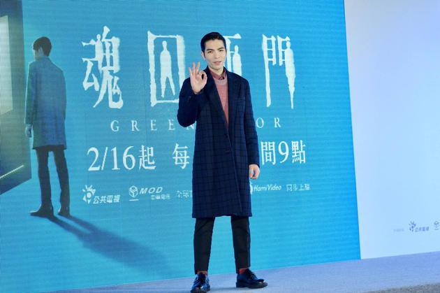蕭敬騰在劇中飾演心理師。