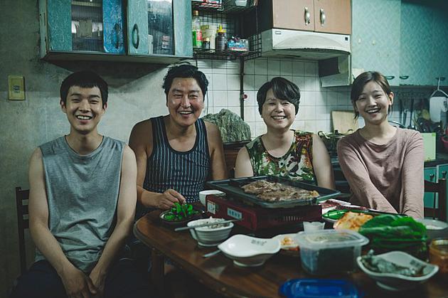 《寄生虫》成韩国今年第4部观影人次破千万影片