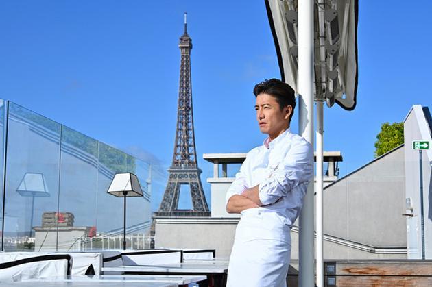 木村拓哉主演日剧在巴黎开机 称作品绝对有意思