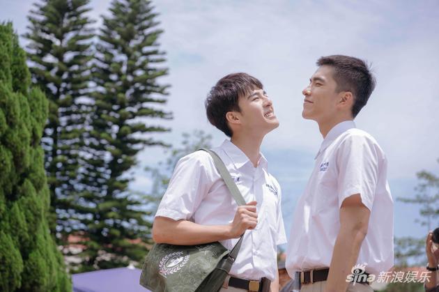 《刻在你心底的名字》陳昊森與曾敬驊飾演高中生