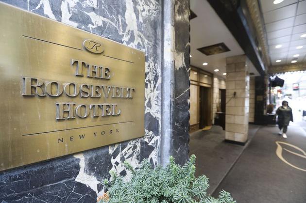 纽约百年历史酒店因疫情将停业 曾拍摄多部电影