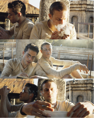 好莱坞经典越狱电影《巴比龙》正式上映
