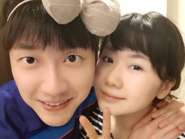 江宏杰日本拍广告 傻看福原爱连喊两字甜爆