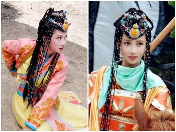 潘时七饰演屠炉公主