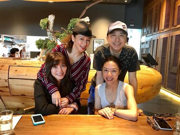 庾澄庆和妻子被爆即将迎来男娃。