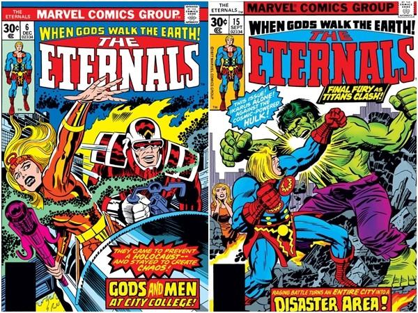 永远族(Eternals)