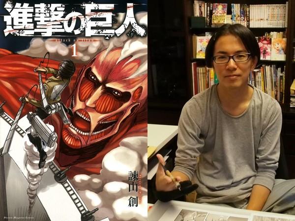 《进击的巨人》连载10年将完结 作者公开最后一幕