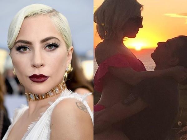 Gaga证实解除婚约