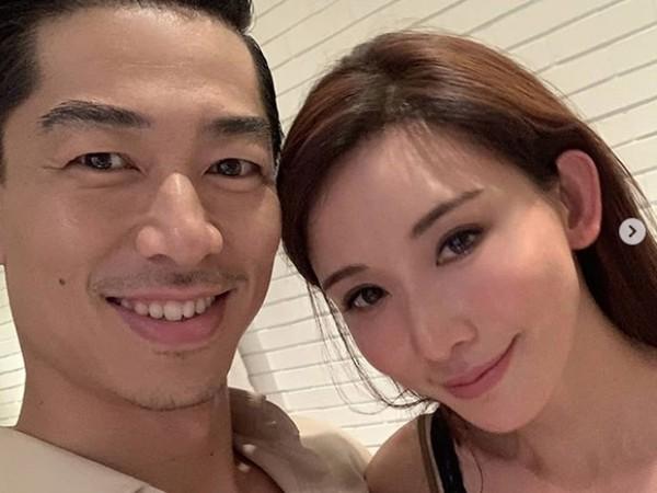 林志玲宣佈和AKIRA結婚