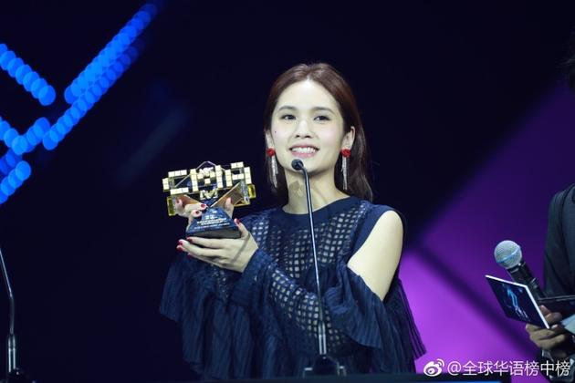 杨丞琳希望谁得最佳男歌手 答案不是李荣浩是他