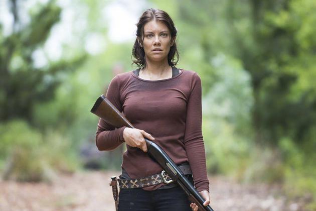 劳伦科汉确认回归《行尸走肉》第9季 再演Maggie