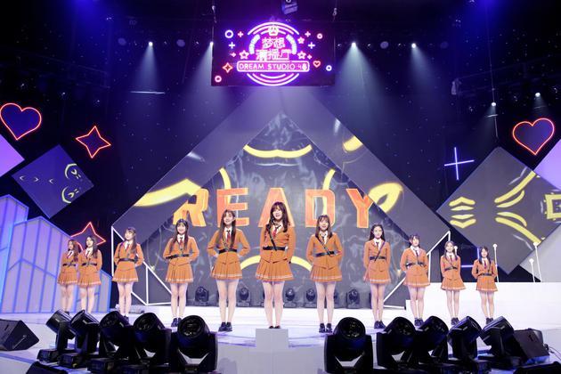 SNH48总决选预热表演秀开场