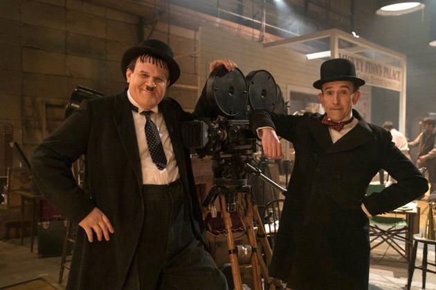 《斯坦和奥利》闭幕伦敦电影节 库根赖利联袂主演
