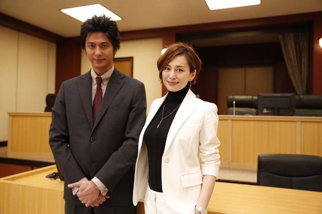 速水重道出演日劇《LEGAL V~前律師小鳥游翔子~》