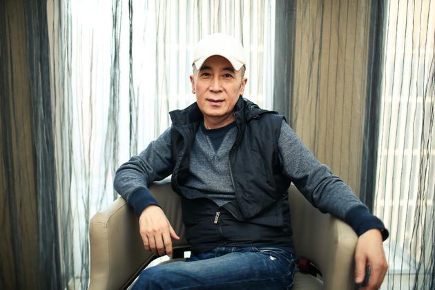 曹保平(王博/摄影)