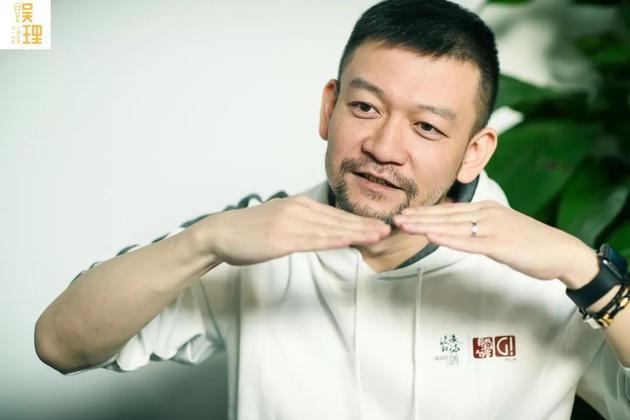 《流浪地球》导演郭帆(摄影:王博)