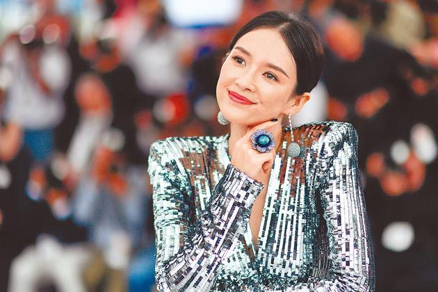 章子怡出道20年,成為首位在坎城影展大師講堂開講的華人。