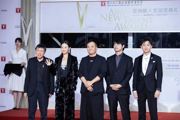 苏有朋任上海电影节评委 用新角度看自己的作品