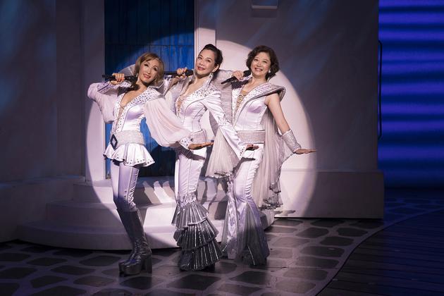 陈松伶:音乐剧是演员和观众一起完成的艺术品