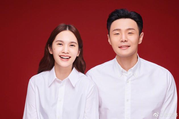 李榮浩與楊丞琳