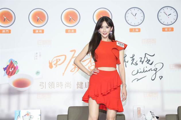 林志玲參加活動照片