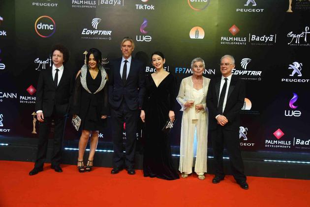 华语片《第四面墙》获开罗国际电影节处女作奖