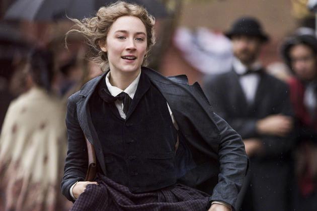 西尔莎·罗南为《小妇人》导演未提名金球奖不平