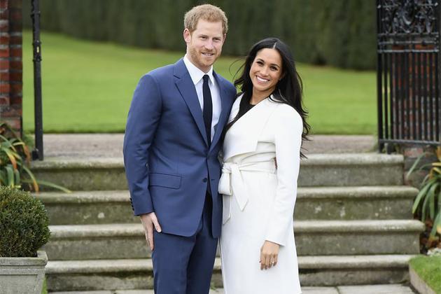 哈里王子夫妇