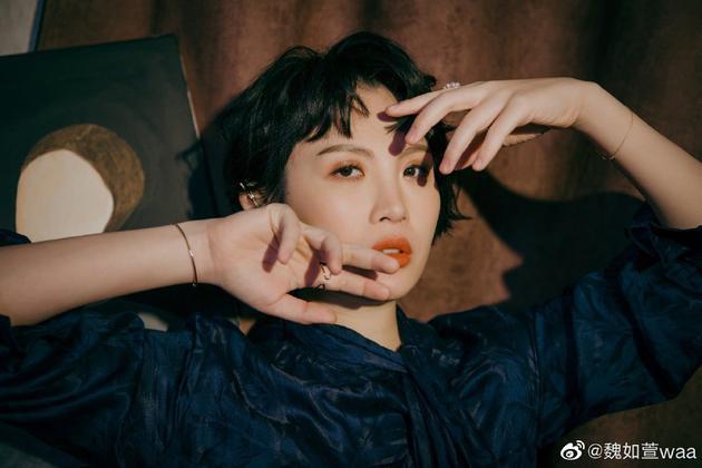魏如萱为金曲奖改编《你啊你啊》 将任典礼主持人