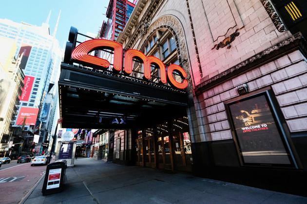 美国AMC影院将恢复营业 8月20日当天只售15美分