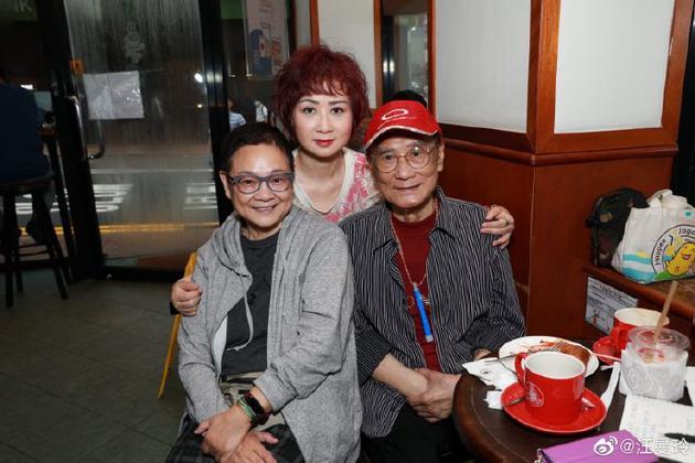 86岁配音王谭炳文病逝 3个月前发现肺癌