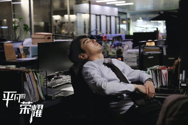 """赵又廷:我只能吃""""演员""""这碗饭"""