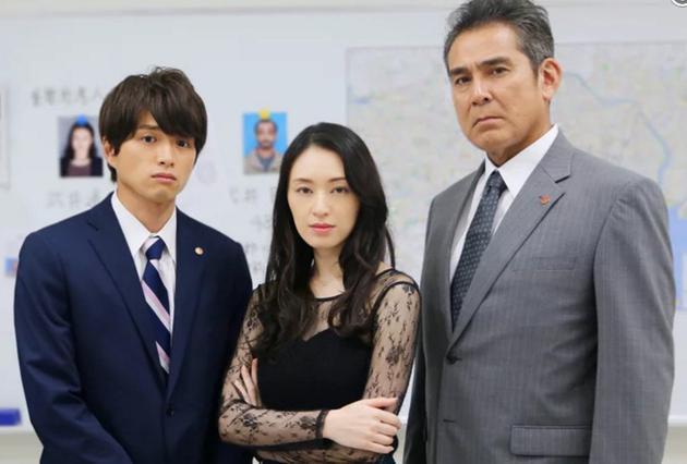 白洲迅加盟栗山千明主演新剧 饰演女主刑警搭档