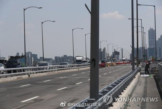 韩国22岁女爱豆跳桥自杀获救
