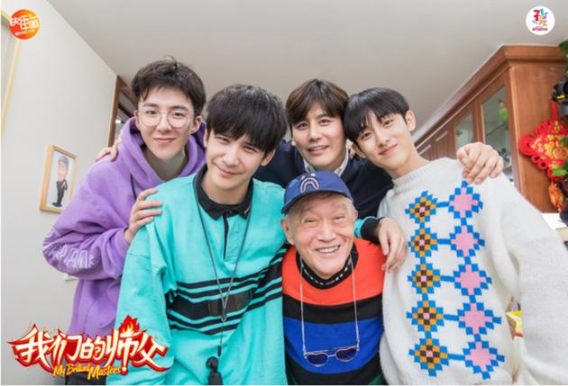 湖南衛視新綜藝節目《我們的師父》