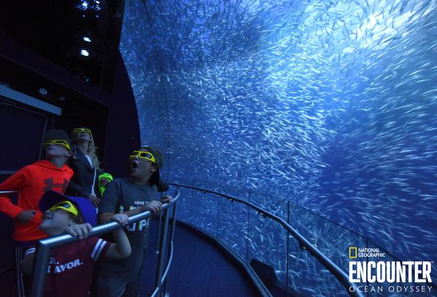 《雨果》视效公司将在中国打造沉浸式互动体验