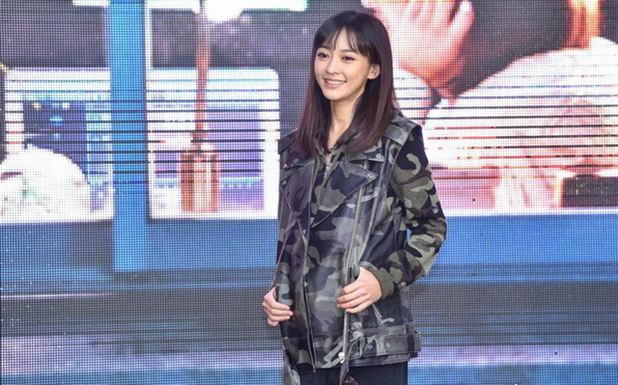 陈意涵怀孕八个月,预产期在二月。