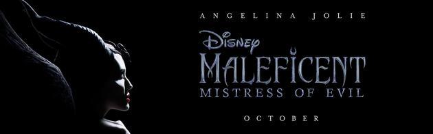 安吉丽娜·朱莉回归《沉睡魔咒2》演黑暗魔女