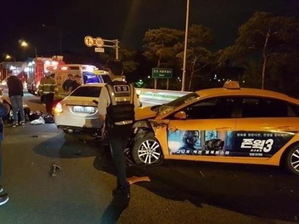 韓國女演員車禍身亡。